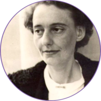 Lea Goldberg, autora de Rusia. Editorial Leetra.