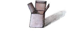 CAJA - Ilustracion - Leetra - de Una Historia de Absolutamente Nada 2