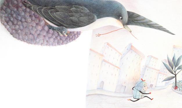 ilustracion libro erase una vez una jaula 2