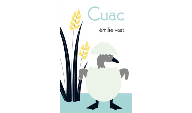 Ilustración del libro Cuac - portada