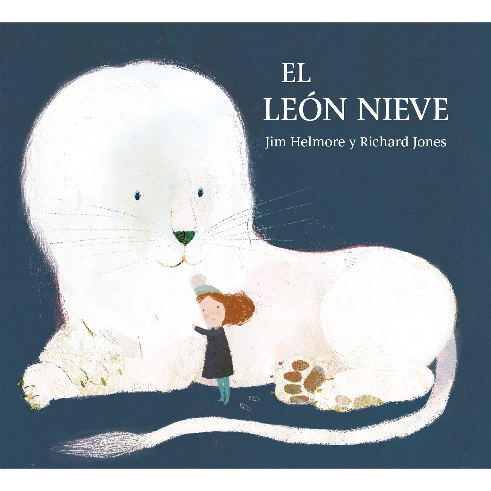 El leon nieve